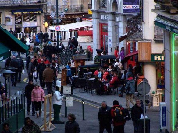 Cauterêts centre ville